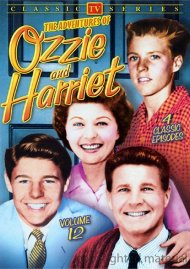 Adventures Of Ozzie & Harriet, The: Volume 12 Movie