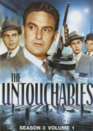Untouchables, The: Season 3 - Volume 1 Movie