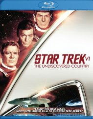 Star Trek VI: The Undiscovered Country Blu-ray
