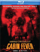 Cabin Fever: Unrated Directors Cut Blu-ray