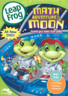 Leap Frog: Math Adventure To The Moon Movie