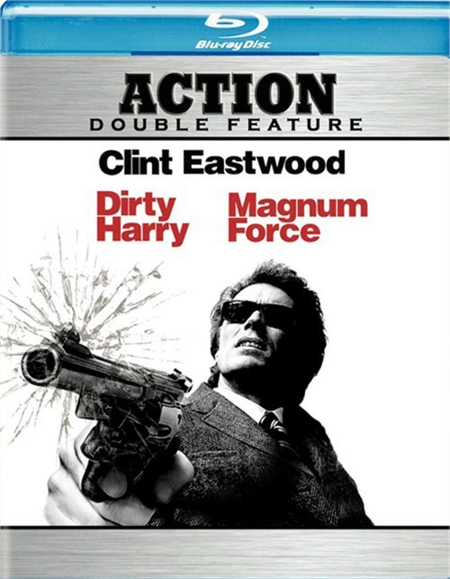 Dirty Harry / Magnum  (Double Feature) Blu-ray