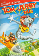 Tom And Jerry Tales: The Complete First Season Movie