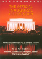 Official Inaugural Celebration, The Movie
