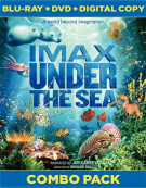 IMAX: Under The Sea Blu-ray
