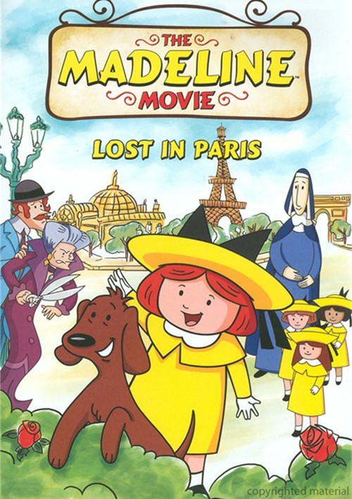 Madeline Movie, The: Lost In Paris Movie