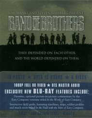 Band Of Brothers (With The Pacific Sampler Disc) Blu-ray