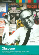 Obscene: A Portrait Of Barney Rosset & Grove Press Movie