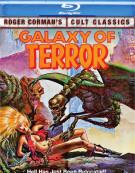 Galaxy Of Terror Blu-ray