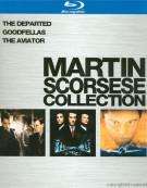 Martin Scorsese Collection Blu-ray