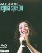 Regina Spektor: Live In London Blu-ray