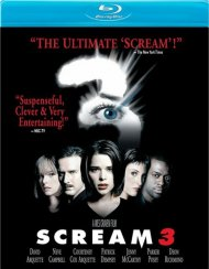 Scream 3 Blu-ray