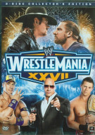 WWE: Wrestlemania 27 - Collectors Edition Movie