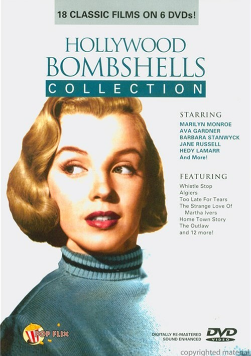 Hollywood Bombshells Collection Movie