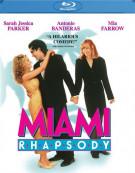 Miami Rhapsody Blu-ray