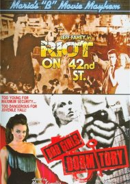 Marias B-Movie Mayhem: Riot on 42nd St. / Bad Girls Dormitory Movie