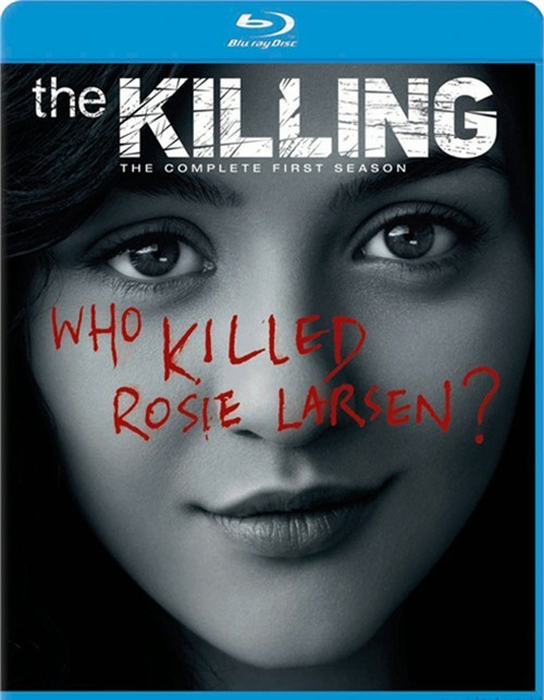 Killing, The: The Complete First Season Blu-ray
