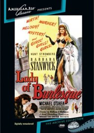 Lady Of Burlesque Movie