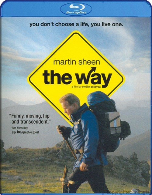 Way, The Blu-ray