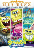 SpongeBob SquarePants: Last Stand / Tritons Revenge / Viking Sized Adventures (Triple Feature) Movie