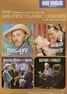 TCM Greatest Classic Films: Legends - Kirk Douglas Movie