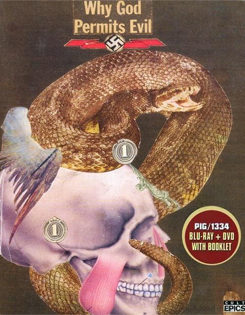 Pig / 1334 (Blu-ray + DVD Combo) Blu-ray