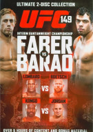 UFC 149: Faber Vs. Barao Movie