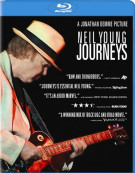 Neil Young: Journeys Blu-ray