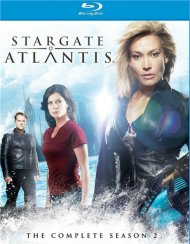 Stargate Atlantis: Complete 2nd Season Blu-ray