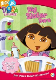 Dora The Explorer: Big Sister Dora (Repackage) Movie