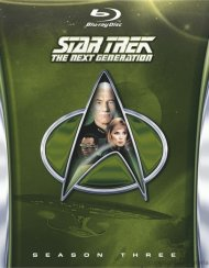 Star Trek: The Next Generation - Season 3 Blu-ray