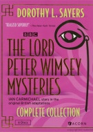 Lord Peter Wimsey Mysteries, The: The Complete Collection Movie
