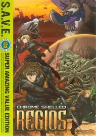 Chrome Shelled Regios: The Complete Series (Repackage) Movie