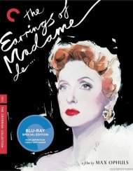 Earrings Of Madame De, The: The Criterion Collection Blu-ray