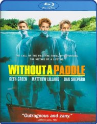 Without A Paddle Blu-ray