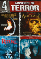 Masters Of Terror: Volume 4 Movie