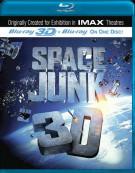 IMAX: Space Junk 3D (Blu-ray 3D + Blu-ray) Blu-ray