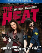 Heat, The (Blu-ray + DVD + UltraViolet) Blu-ray