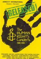 Released!: The Human Rights Concerts 1986 - 1998 Movie