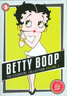Betty Boop: The Essential Collection - Volume 3 Movie