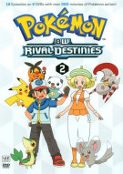 Pokemon: Black & White Rival Destinies - Set 2 Movie