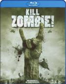 Kill Zombie! Blu-ray