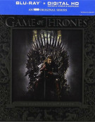 Game of Thrones: The Complete First Season (Blu-ray + Digital Copy) Blu-ray
