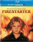 Firestarter (Blu-ray + UltraViolet) Blu-ray