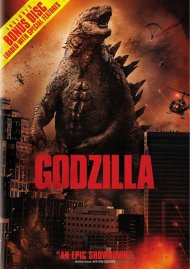 Godzilla - Special Edition (DVD + UltraViolet) Movie