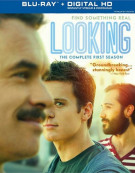 Looking: The Complete First Season (Blu-ray + UltraViolet) Blu-ray