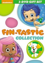 Bubble Guppies: Fin-tastic Collection Movie
