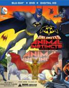 Batman Unlimited: Animal Instincts (Blu-ray + DVD + UltraViolet) Blu-ray