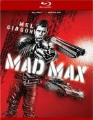 Mad Max: 35th Aniversay Edition Blu-ray