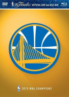 Golden State Warriors: NBA 2015 Champions (Blu-ray + DVD) Blu-ray